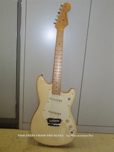 Fender DuoSonic 1995-1996 (Mexico)