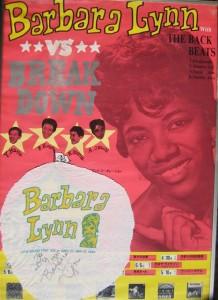 Barbara Lynn pster_japan_1984