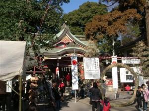 清瀬日枝神社
