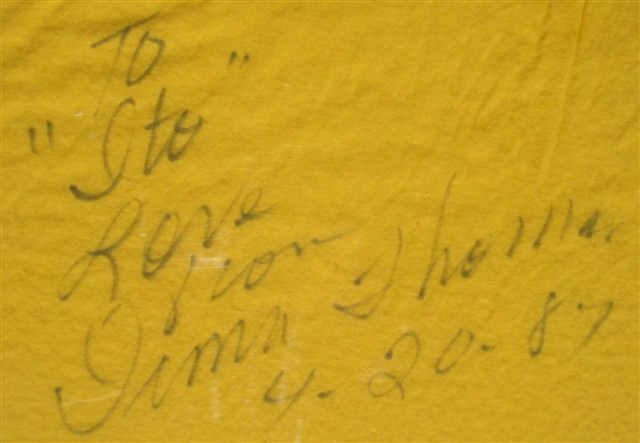 Irma Thomas 1987 @ aoyama