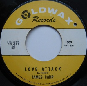 james carr - love attack
