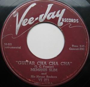 memphis slim - guitar cha cha cha