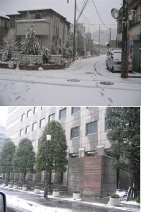 大雪@Tokyo