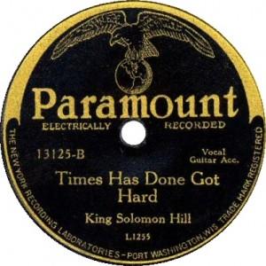 King Solomon Hill