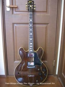 Gibson ES335TDW 1970