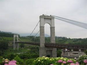 つり橋 その1