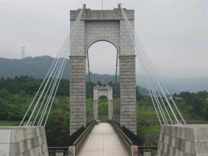 つり橋 その2