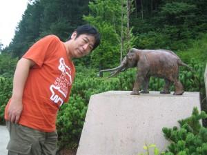 ナウマン象とわたし