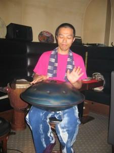 ハングドラム