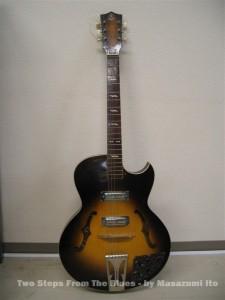 木曽ギター