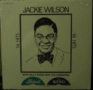 Jackie Wilson 14 Hits