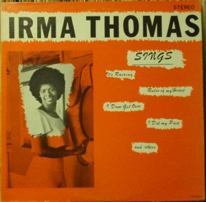 Irma Thomas - Sings
