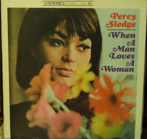Amazonへリンク! Percy Sledge - when a man loves a woman
