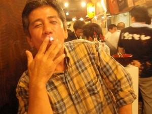 禁煙宣言者