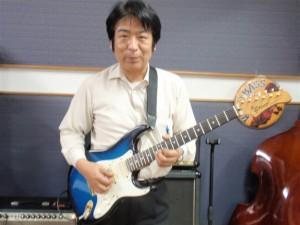 レンタルギターだよっ