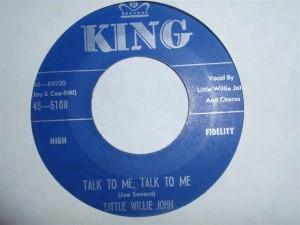 Talk to me / Little Willie John