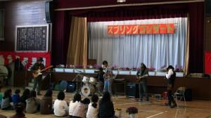THE NG's Live at 小学校