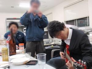 M田プレイザギター