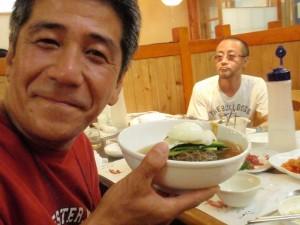 かなり泥酔、吉田尚人52歳です。