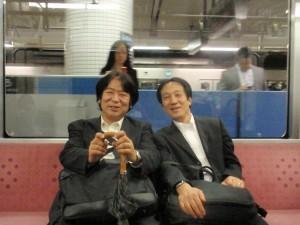 上阪さん、新しい仕事うまく行くといいね。
