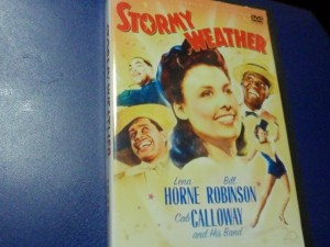 stormy weather _DVD
